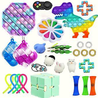 Stress Relief Toys Set Sensory Fidget Toys Kit
