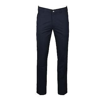 Meyer Rio Cotton Trouser Navy