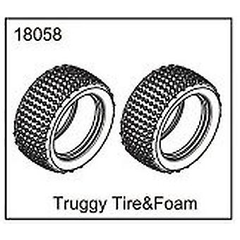 Truggy Tire/Foam