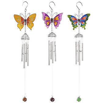 Spread Wing Butterfly Windchime