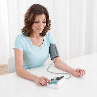 Medisana Monitor automático de presión arterial de la parte superior del brazo MTS