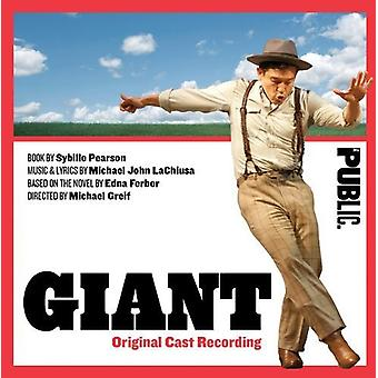 Cast Recording - Giant [CD] USA import