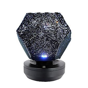 Звездный Sky Проектор Свет Создать атмосферу Света Звездный Sky Ночной Свет