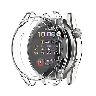 Silicone Shell Huawei Watch 3 Pro - Transparent