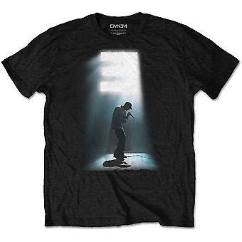 Eminem - Glödens XX-Stora T-Shirt - Svart