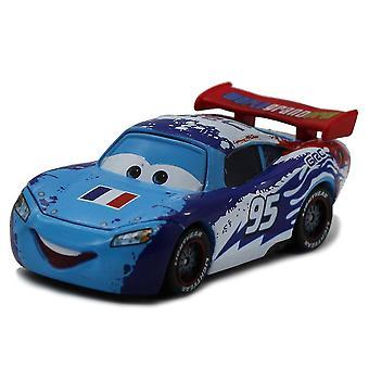 Voitures Race Car France 95 Alloy Car Jouets pour enfants