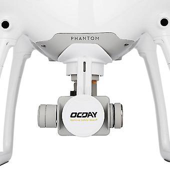 Ocday Abs støvtæt kameralinse dække sag Gimbal Lås til Dji Phantom 4