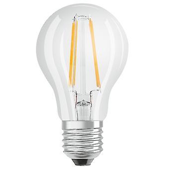Osram LV330191 LED 60W Filament Verre Clair GLS ES Ampoule - 2 Pack