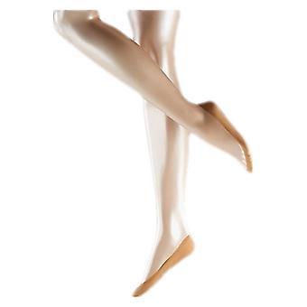 Falke naadloze stap onzichtbare schoen Liners - poeder Tan