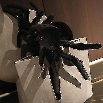 Spider Musta Pieni Hämähäkkinukke Pehmon lahjatyyny(M)