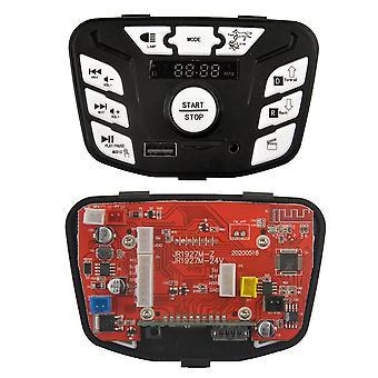 Kinder Elektrofahrzeug Power Start Control Board Music Player