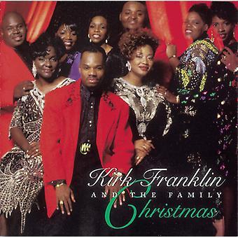 Kirk Franklin - Christmas [CD] USA import