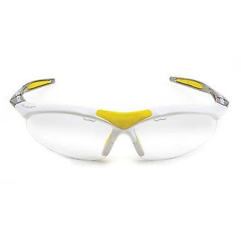Karakal برو 3000 حراس الاسكواش مكافحة الضباب عدسة نظارات حماية العين - الكبار