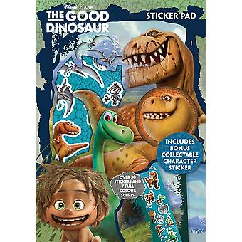The Good Dinosaur Sticker Pad Childrens Activity Stickers Stocking Filler Gift Kids