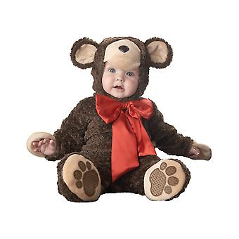 Lil' Teddy Bear Animal Deluxe Baby Boys Girls Infant Costume