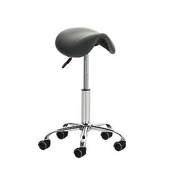 Toimistotuoli - Työpöytätuoli - Kotitoimisto - Moderni - Harmaa - Metalli - 46 cm x 46 cm x 53 cm