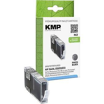 Cartucho de tinta KMP Compatible reemplazado HP 364XL Photo negro H63 1713,0040