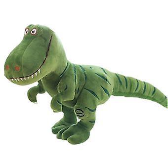 Pp Cotone Peluche Giocattolo Dinosauro Modello 30cm Verde 1017
