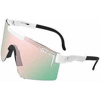 Pit Viper Uv400 Outdoor Movement Cycling Running Polarized Sunglasses For Men Women