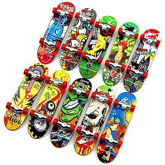 Finger Mini Skateboard, Deck Truck Finger Board Skate Spielzeug