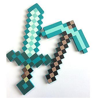 Minecraft Dungeons Deluxe Sound Schwert Zubehör