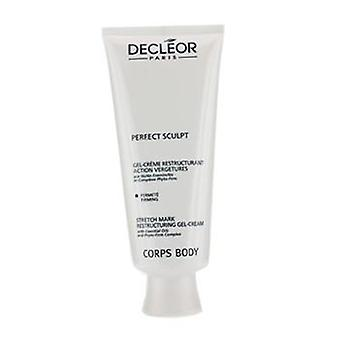 Decleor aroma sculpt Stretch Mark herstructurering lichaam gel-crème (Salon grootte)-200ml/6.7 oz