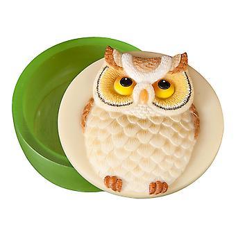 Set van 2 Woodland Forrest Hoot Owl Keepsake vakken Lift Off deksel