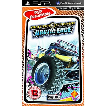 MotorStorm Artic Edge Essential Edition Sony PSP Spiel