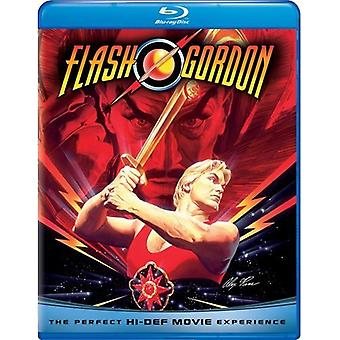 Flash Gordon (1980) [BLU-RAY] USA import