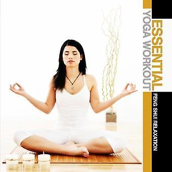 Treino de Yoga essencial: Feng Shui relaxamento - treino de Yoga essenciais: importação EUA Feng Shui relaxamento [CD]