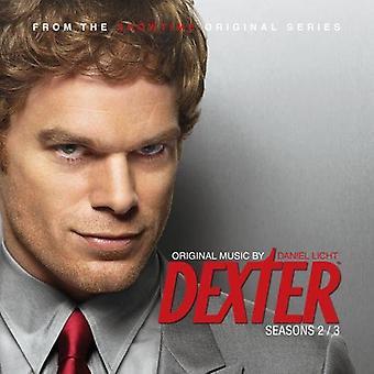 Daniel Licht - Dexter: Seasons 2 & 3 [CD] USA import