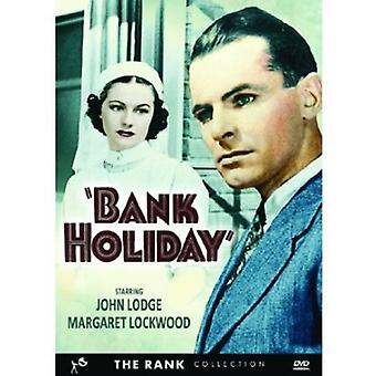 Bank Holiday [DVD] USA import