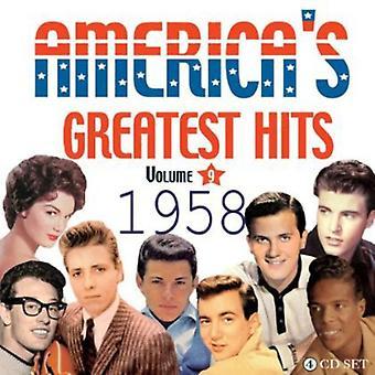 Amerikas größte Hits 1958 - Amerikas größten Hits 1958 [CD] USA importieren