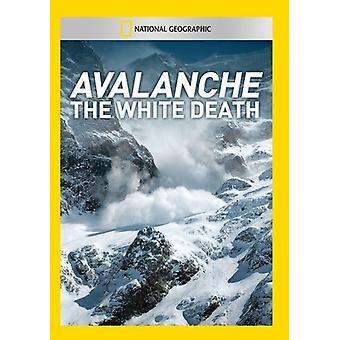 Lawine: Die White Death [DVD] USA import