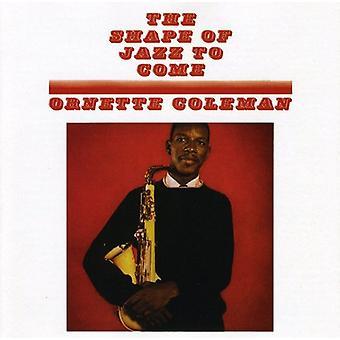 Ornette Coleman - vorm van de Jazz te komen [CD] USA import