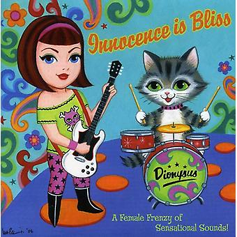 Innocence Is Bliss (a Female Frenzy of Sensational - Innocence Is Bliss (a Female Frenzy of Sensational [CD] USA import