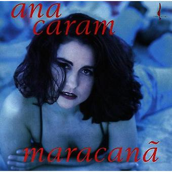 Ana Caram - Maracana [CD] USA import