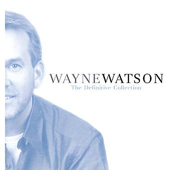 Wayne Watson - Definitive Collection [CD] USA import