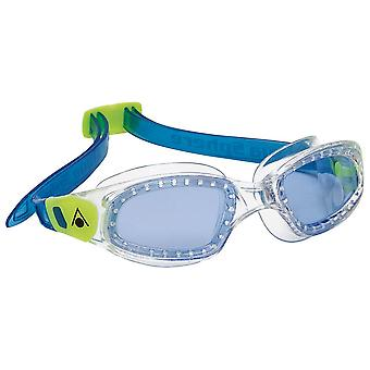 Aqua Sphere Kameleon Kids 3-6 years Swim Goggle-Tinted Lens-Clear/Lime