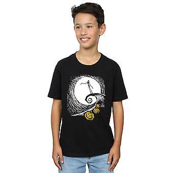Disney Boys Nightmare Before Christmas Jack's Lament T-Shirt