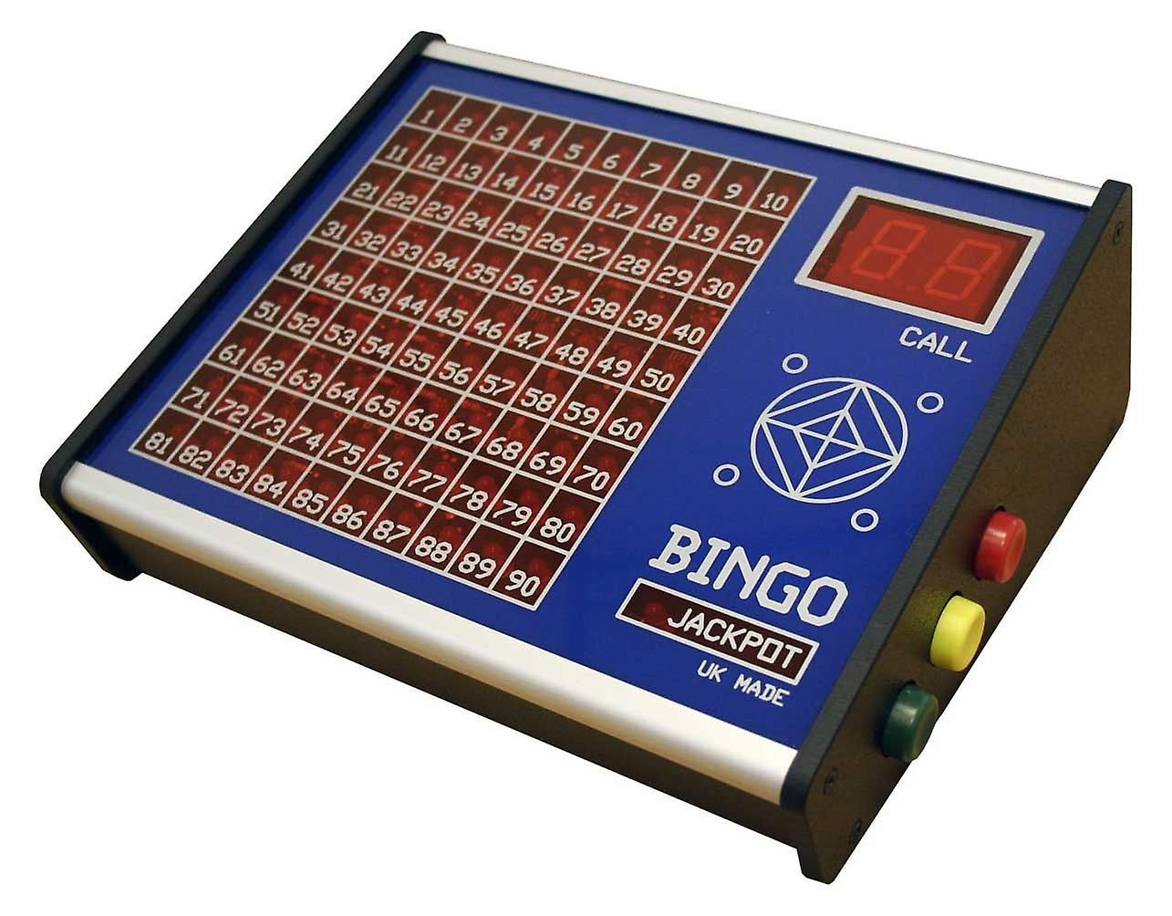 Bingola Budgie Bingo tilfeldig nummer velgeren