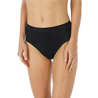 Mey 59209-3 Women's Emotion Black Solid Colour Knickers Panty Brief