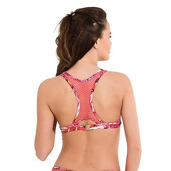 LingaDore 2915ST-153 Women's Paradise Multicolour Motif Swimwear Beachwear Bikini Top