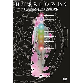 Hawklords - The Reality Tour 2013 [DVD] USA import