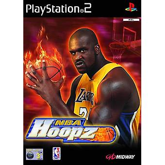 NBA Hoopz (PS2) - New Factory Sealed
