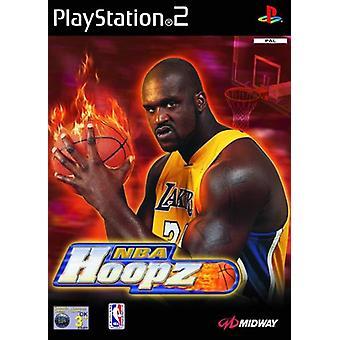 NBA Hoopz (PS2) - Ny fabrik förseglad
