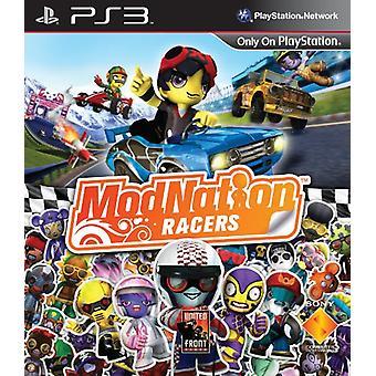 Zawodnicy ModNation (PS3) - Nowość