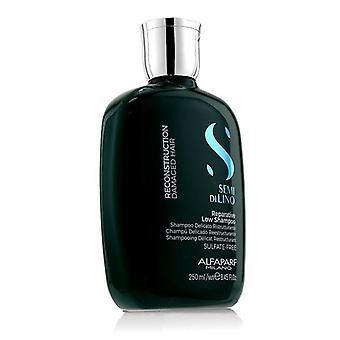 Alfaparf Semi Di Lino Rekonstruktion Reparative Low Shampoo (geschädigtes Haar) - 250ml/8.45oz
