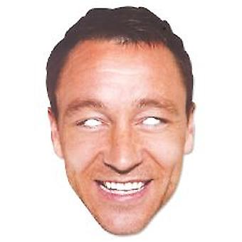 John Terry gezichtsmasker.