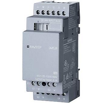 Siemens-LOGO! DM8 24 0BA2 PLC lisä moduuli 24 V DC